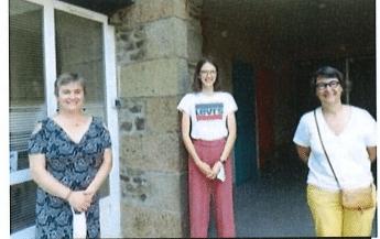 Un service civique allemand à l'école St Joseph